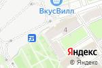 Схема проезда до компании Respect в Нижнем Новгороде