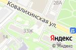 Схема проезда до компании Музей кукол в Нижнем Новгороде