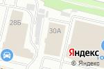 Схема проезда до компании Suzuki в Нижнем Новгороде