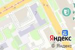 Схема проезда до компании Лицей №38 в Нижнем Новгороде