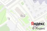 Схема проезда до компании АКВАРЕЛЬ в Нижнем Новгороде