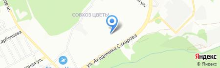 Магия Декора на карте Нижнего Новгорода