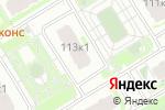 Схема проезда до компании Магия Декора в Нижнем Новгороде