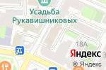 Схема проезда до компании АвтоглоBUS в Нижнем Новгороде