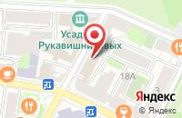 Схема проезда до компании Компания Гранд в Нижнем Новгороде
