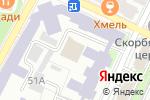 Схема проезда до компании Промэкопроект в Нижнем Новгороде