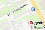 Схема проезда до компании Мастер-Gsm в Нижнем Новгороде