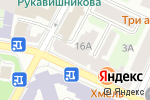 Схема проезда до компании Премиум Дент в Нижнем Новгороде