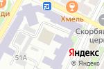 Схема проезда до компании Эра-Телеком в Нижнем Новгороде