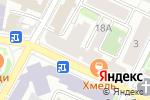 Схема проезда до компании ЭкОйЛ в Нижнем Новгороде