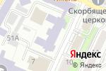Схема проезда до компании А мы SoloMobili в Нижнем Новгороде