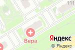 Схема проезда до компании Вэст в Нижнем Новгороде