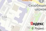 Схема проезда до компании 6 звезд в Нижнем Новгороде
