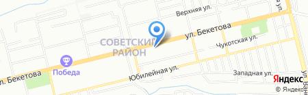 КНН на карте Нижнего Новгорода