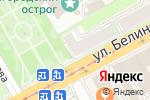 Схема проезда до компании Банк Возрождение в Нижнем Новгороде