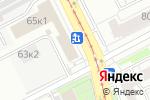 Схема проезда до компании Александрия в Нижнем Новгороде