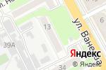 Схема проезда до компании Аквахим в Нижнем Новгороде