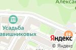 Схема проезда до компании Нижегородский фонд ремонта МКД в Нижнем Новгороде