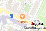 Схема проезда до компании Кофемолка в Нижнем Новгороде