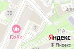 Схема проезда до компании Столица Нижний в Нижнем Новгороде