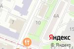 Схема проезда до компании Candies в Нижнем Новгороде