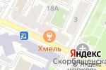 Схема проезда до компании Греко-мания в Нижнем Новгороде