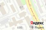 Схема проезда до компании Эталон-Р в Нижнем Новгороде