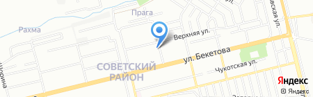 Ариал на карте Нижнего Новгорода