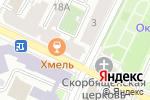 Схема проезда до компании Роза ветров-НН в Нижнем Новгороде