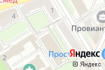 Схема проезда до компании MAMBOLEO Dance Studio в Нижнем Новгороде