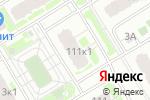 Схема проезда до компании Круглокот в Нижнем Новгороде