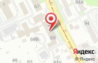 Схема проезда до компании Трансгрупп в Нижнем Новгороде