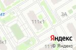 Схема проезда до компании Beegmag в Нижнем Новгороде