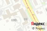 Схема проезда до компании НИЛИМ в Нижнем Новгороде
