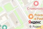 Схема проезда до компании Ажиотаж на трикотаж в Нижнем Новгороде