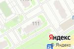 Схема проезда до компании Пенный бутик в Нижнем Новгороде
