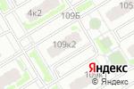 Схема проезда до компании Цветы в Нижнем Новгороде
