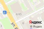 Схема проезда до компании Тонус Кроха в Нижнем Новгороде