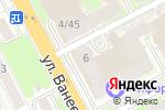 Схема проезда до компании Дом чая в Нижнем Новгороде