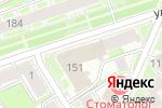 Схема проезда до компании Краон в Нижнем Новгороде