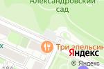 Схема проезда до компании Tiffani в Нижнем Новгороде