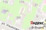 Схема проезда до компании Нижегородский городской музей техники и оборонной промышленности в Нижнем Новгороде