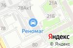 Схема проезда до компании NLX-Studio в Нижнем Новгороде