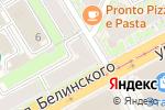 Схема проезда до компании Шампунь в Нижнем Новгороде