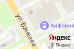 Схема проезда до компании KPlitka в Нижнем Новгороде