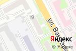 Схема проезда до компании Мастер ключей в Нижнем Новгороде