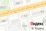 Схема проезда до компании Миланж в Нижнем Новгороде