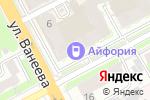 Схема проезда до компании iPhoriya.ru в Нижнем Новгороде