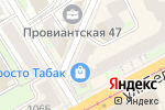 Схема проезда до компании Newsroom24 в Нижнем Новгороде