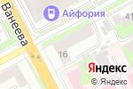 Схема проезда до компании Нижегородские заборы в Нижнем Новгороде